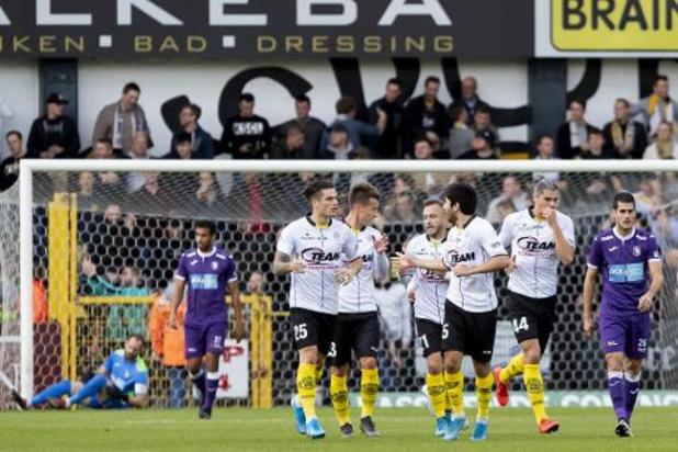 Proximus League - Lokeren l'emporte à domicile face au Beerschot