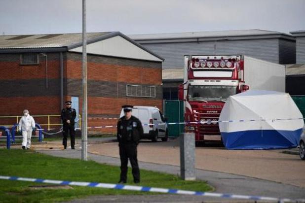 39 doden in koelwagen: betrokkene pleit schuldig