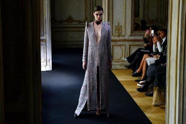 Paris annule la Fashion week homme et la haute couture prévues en juin-juillet