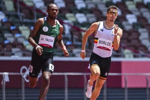 OS 2020 - Korte nachtrust houdt Kevin Borlée niet uit halve finales 400 meter