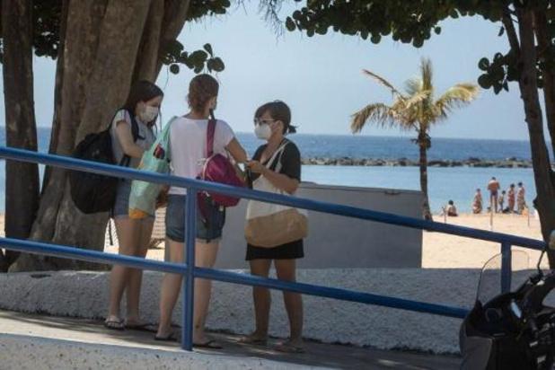 Spanje heft quarantaine voor buitenlandse toeristen op vanaf 1 juli