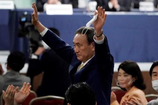 Japon: Yoshihide Suga remporte l'élection du parti au pouvoir pour succéder à Shinzo Abe