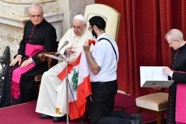 """Le Liban, face à un """"extrême danger"""", ne peut pas être """"abandonné à sa solitude"""""""