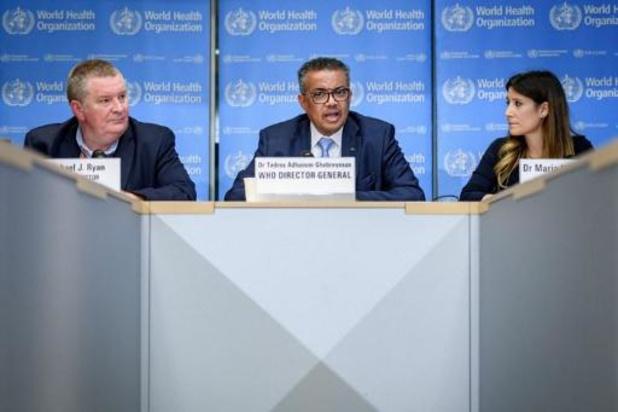 Negen keer meer nieuwe besmettingen in de wereld dan in China