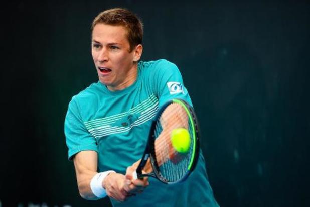 Kimmer Coppejans file en quarts de finale du tournoi Challenger de Gran Canaria