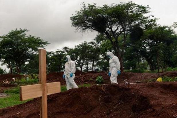 Verschillende toppolitici in zuiden van Afrika bezweken aan coronavirus