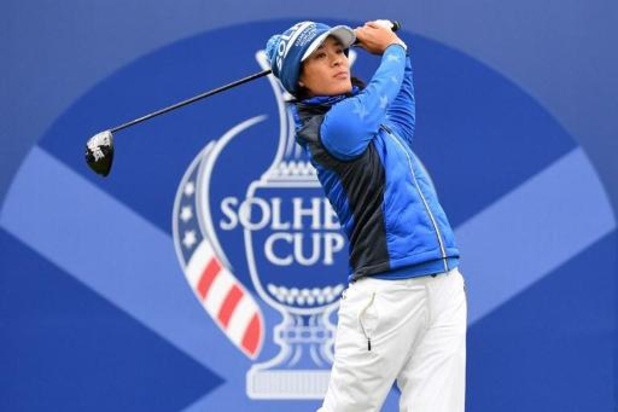 LPGA - Boutier, Shadoff et Kang se partagent la tête au Drive On Championship