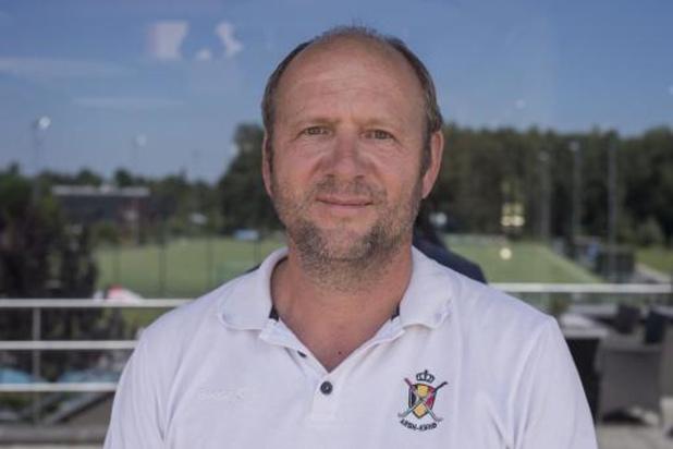 Michel van den Heuvel candidat N.1 pour succéder à McLeod à la tête des Red Lions