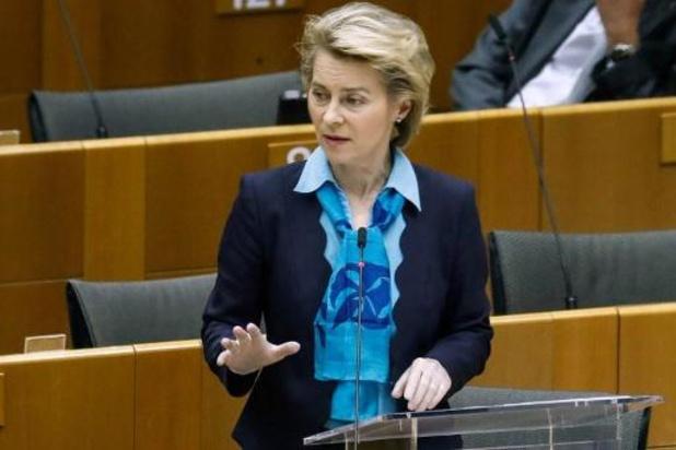 België maakt aanspraak op 5,48 miljard euro uit Europees herstelfonds