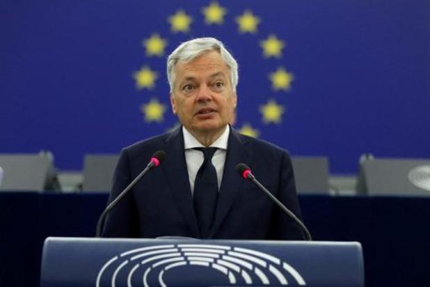 """La Belgique """"n'a pas dissipé les préoccupations"""" sur l'indépendance de l'APD"""
