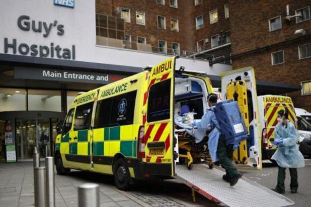 Recordaantal nieuwe besmettingen in Verenigd Koninkrijk