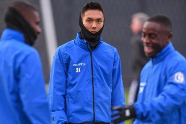 Yuya Kubo quitte La Gantoise pour la MLS