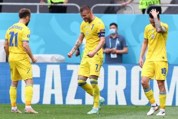 Yarmolenko, auteur du but d'ouverture, élu Homme du match Ukraine-Macédoine du Nord