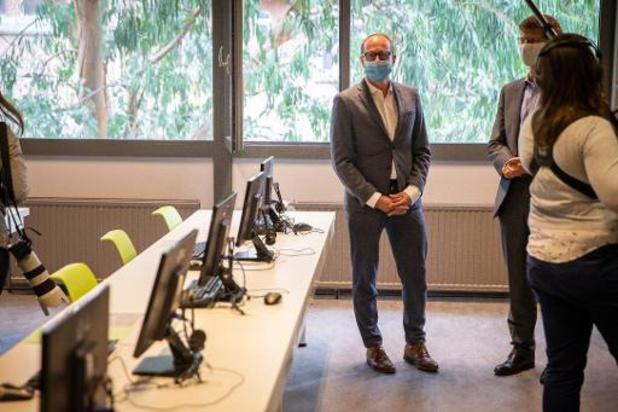 Vlaamse regering voorziet 34 miljoen extra voor scholenbouw