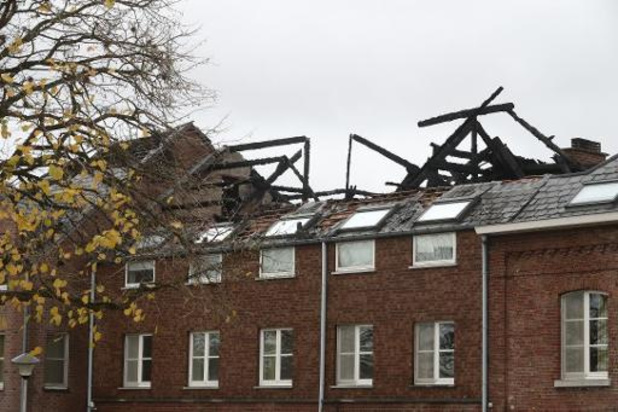 Brand asielcentrum Bilzen - Oekraïner opgepakt op verdenking van voorbereiden aanslag