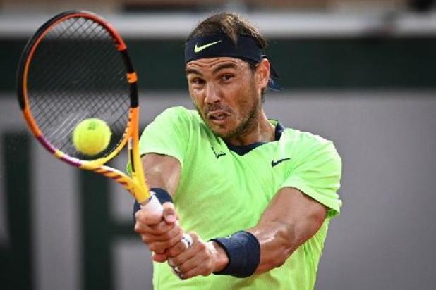 Roland Garros - Gasquet kan jarige Nadal niet verontrusten