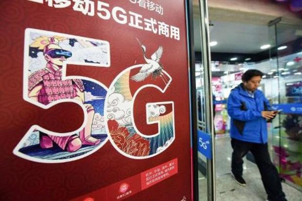 Chine: le pays va officiellement lancer la 5G vendredi