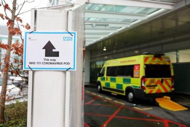 315 nieuwe sterfgevallen in Groot-Brittannië