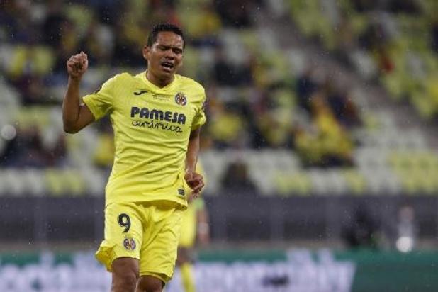 Carlos Bacca zet carrière voort bij Granada