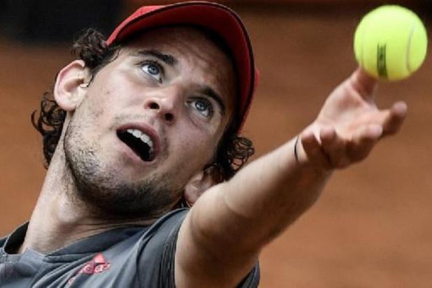 Wimbledon: Dominic Thiem, blessé au poignet, renonce