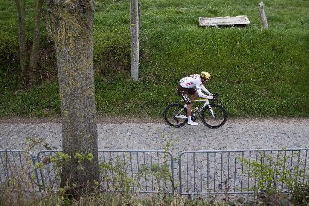 Van Avermaet en chef de file pour la Flèche Brabançonne et l'Amstel, Jungels de retour