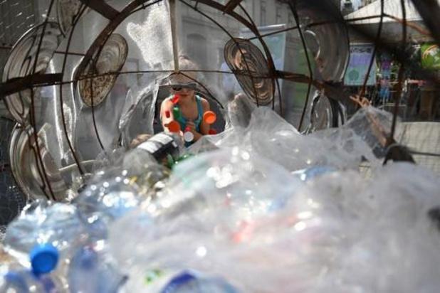 Du plastique recyclé pour produire des stations d'épuration wallonnes