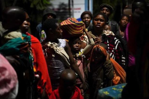 Eruption en RDC: les Congolais qui ont fui au Rwanda rentrent chez eux