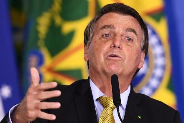 """Coronavirus - Brésil: """"Je chie"""" sur la Commission d'enquête sénatoriale, lance Bolsonaro"""