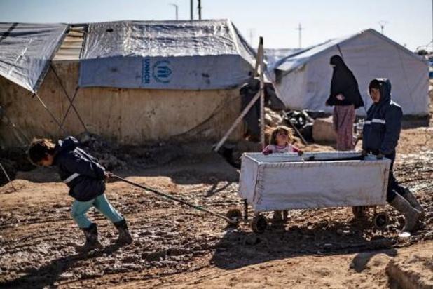 Plus de 500 morts surtout des enfants dans le camp d'Al-Hol en 2019