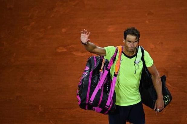 ATP Washington - Nadal viert rentree met felbevochten zege tegen Jack Sock