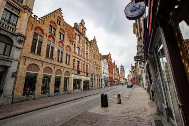 Reproductiegetal hoogste in West-Vlaanderen