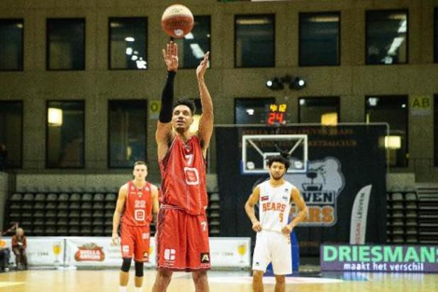 Euromillions Basket League - Anvers surclasse Liège dans un match en retard