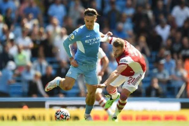 Sans Kevin De Bruyne, Manchester City ne fait qu'une bouchée d'Arsenal sans Sambi Lokonga