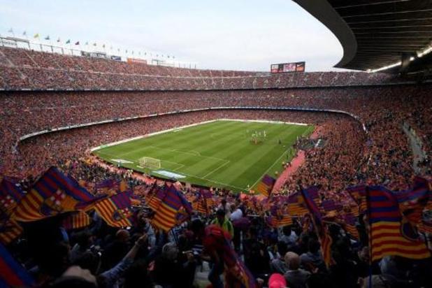 Le Barça prêt à vendre le nom de son stade pour récolter des fonds