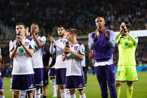 Anderlecht wil lijdensweg beëindigen tegen Beerschot