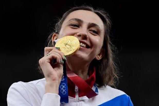 Le top 5 de la finale olympique de Tokyo présent au saut en hauteur