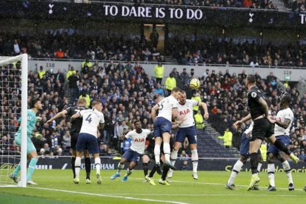 Tottenham renverse Brighton pour la 300e de Jan Vertonghen