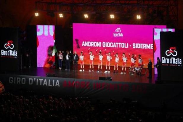 Coronavirus - Androni Giocattoli-Sidermec remporte la 2e étape du Giro virtuel, Astana reste leader