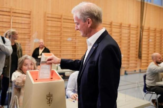 Linkse oppositie wint Noorse parlementsverkiezingen