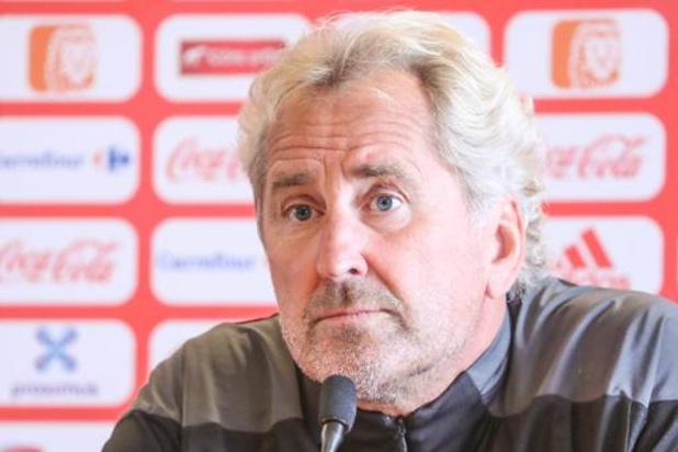 IJslandse bondscoach zit niet op bank tegen Rode Duivels na coronageval bij medewerker