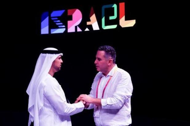 """Expo de Dubaï: premier événement """"d'ampleur"""" pour Israël dans un pays arabe"""