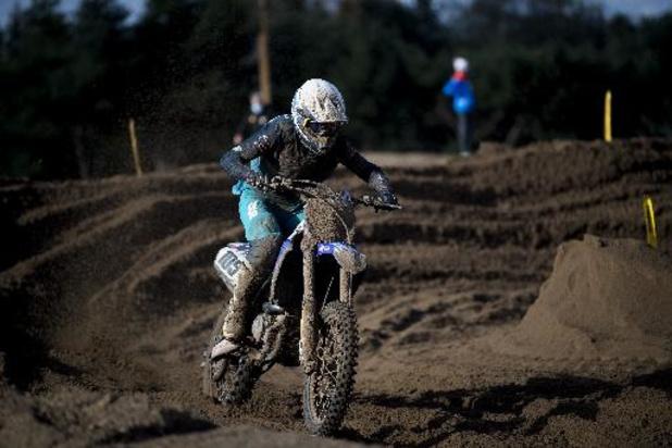 Forfait de Jeremy Van Hoorebeek, remplacé par Cyril Genot pour le Motocross des Nations