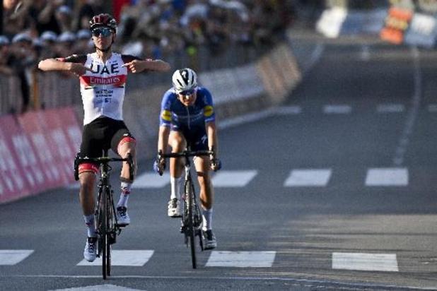 """Ronde van Lombardije - Pogacar volgt Merckx en Coppi op: """"Droomde al lang van Lombardije"""""""