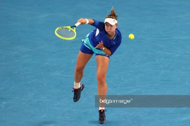 WTA Dubaï: Barbora Krejcikova rejoint Garbine Muguruza en finale