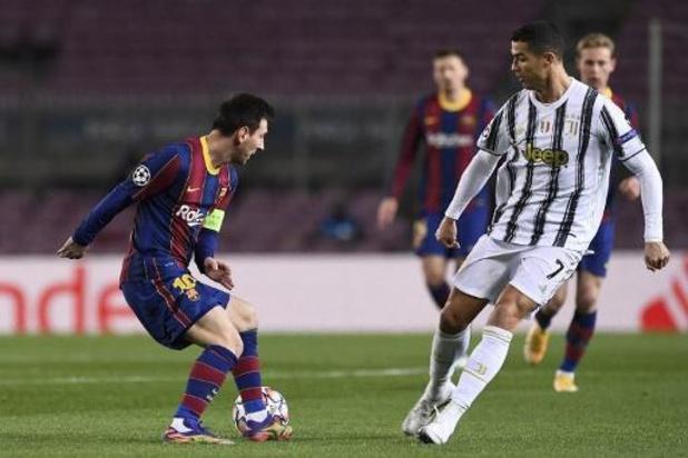 Ligue des Champions - Le PSG qualifié sans jouer, Ronaldo remporte son duel face à Messi, Doku encore battu