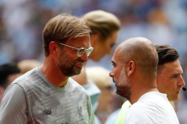 """""""Guardiola est selon moi le meilleur entraîneur"""""""