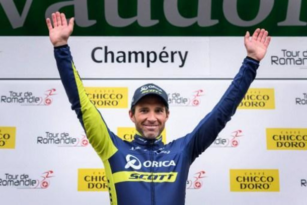 Michael Albasini mettra un terme à sa carrière après le Tour de Suisse