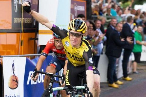Tour d'Italie - Jumbo-Visma sans Laurens De Plus mais avec Steven Kruijswijk au Giro