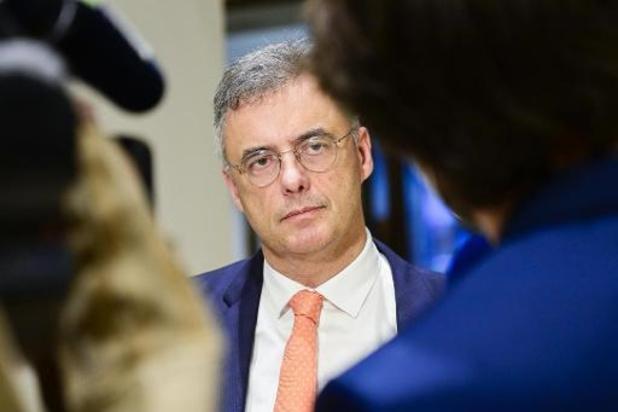 Le président du CD&V Joachim Coens s'excuse pour un lunch à l'hôtel