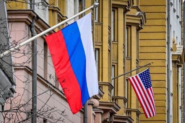 Washington annonce des sanctions contre la Russie et l'expulsion de dix diplomates